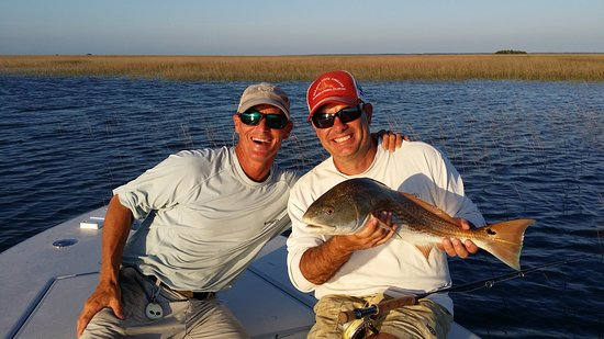 Isle of Palms, SC: Inshore Fishing with Captain Ben Alderman