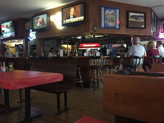 Sand Bar: Casual Eats Great Food & Friendly Staff