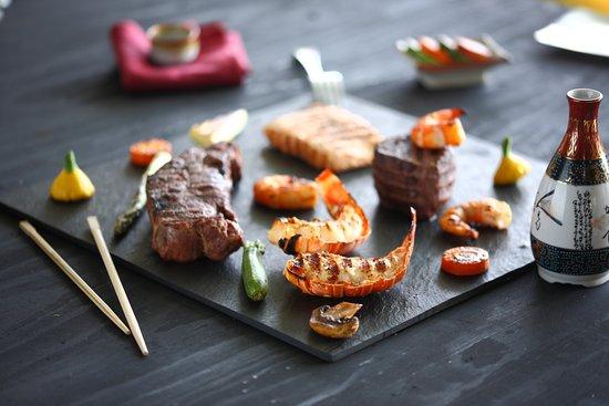 Mikado: Enjoy a delightful experience on every dish.