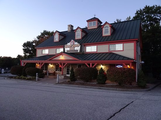 Windham, ME: Bucks Naked BBQ and Steakhouse