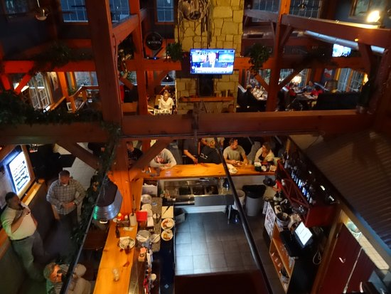 Windham, เมน: Bucks Naked BBQ and Steakhouse