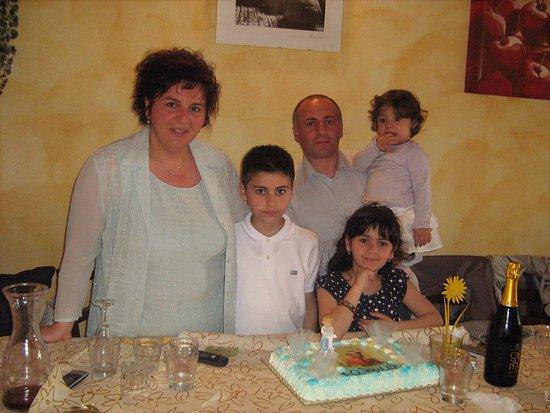 San Godenzo, Italy: che torta