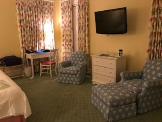 Gasparilla Inn & Club: Room 228