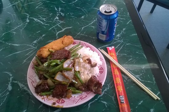Ontario, NY: Chuan Jiao Beef - Excellent!