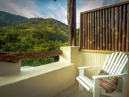 San Gerardo, Kostaryka: Guanacaste view