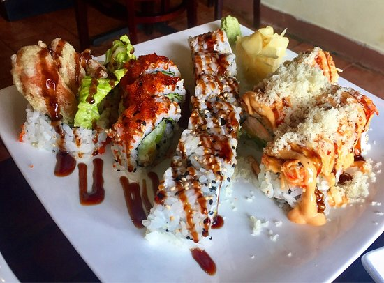 Kenmore, NY: Orchid Japanese & Thai Restaurant