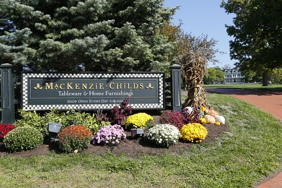 Welcome to MacKenzie-Childs in Aurora, NY!