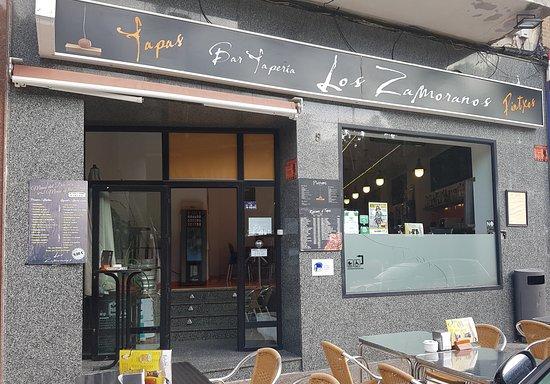 Bar Taperia Los Zamoranos: BAR-TAPERIA LOS ZAMORANOS