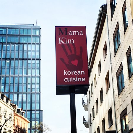 Mama Kim: Brillant food!