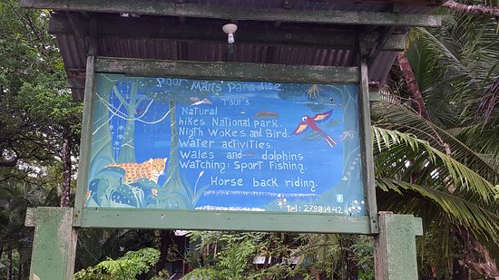 Полуостров Оса, Коста-Рика: Poor man's paradise