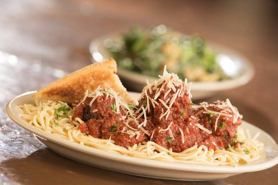 Madison, MS: Spaghetti and Meat Balls