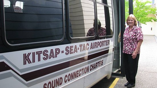 Port Orchard, WA: Kitsap-Sea-Tac Airporter