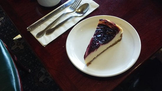 Rising Sun, IN: Blueberry Cheesecake