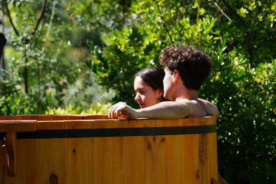 Pirque, Chile: Hot Tubs