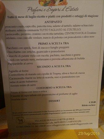 Sesto Campano, Itália: P_20160723_212944_1_p_large.jpg
