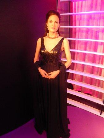 Madame Tussauds Berlin: angelina jolie