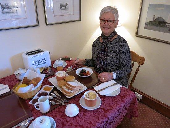 Swansea, Australia: My gluten free wife was in heaven