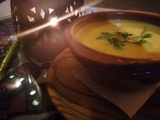 Cremas Del Dia Foto Van Restaurante Taberna Hierbabuena Competa