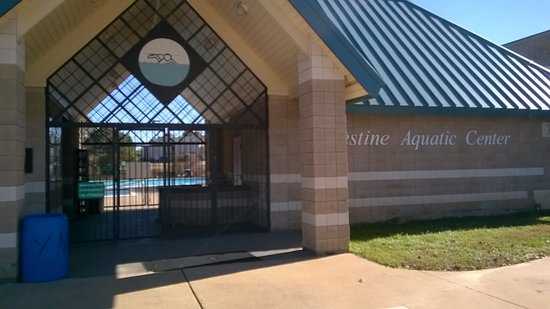 Palestine Texas City Pool