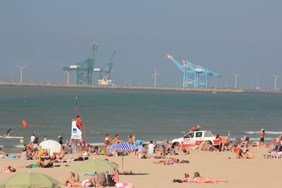 View on Zeebrugge Picture of Belgium Pier Blankenberge TripAdvisor