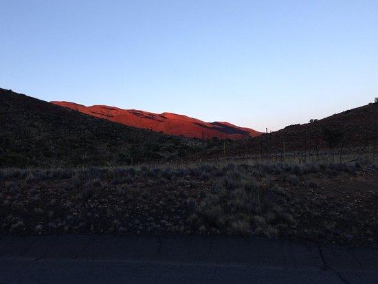 Mauna Kea Summit: last ray on the moutain