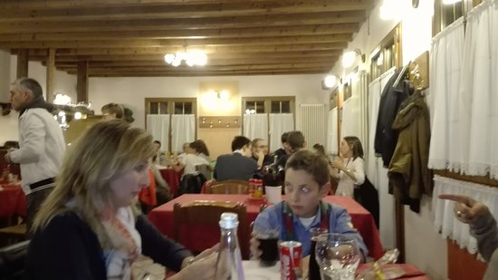 Valdagno, Italia: Mia moglie e Richi (figlio di amici)