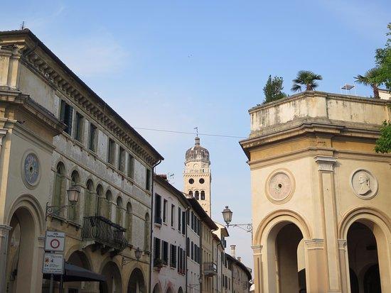 Porta Dante di Conegliano Veneto