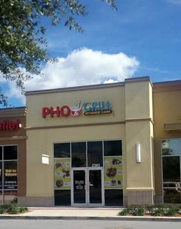 Pho Grill Clermont Restaurant Reviews Phone Number & s