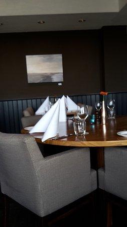Wyspa Terschelling, Holandia: set table