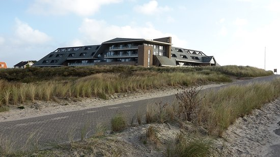 Terschelling, Países Bajos: hotel and restaurant building