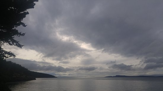 View from Washington Park, Anacortes.