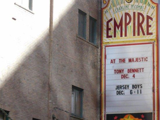 Charline McCombs Empire Theatre: Empire