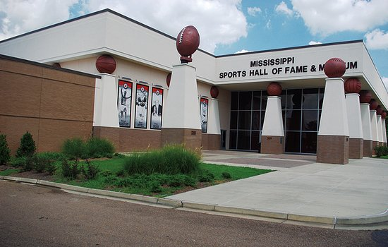 Jackson, MS: MS Sports Hall of Fame holds the memorabilia of MS's elite athletes.