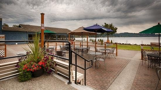 Silverdale, WA: Outdoor area