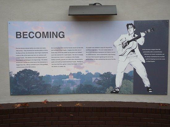 Elvis Presley Center: Display 2