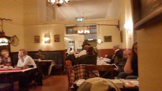 lunch svart kåt i Stockholm