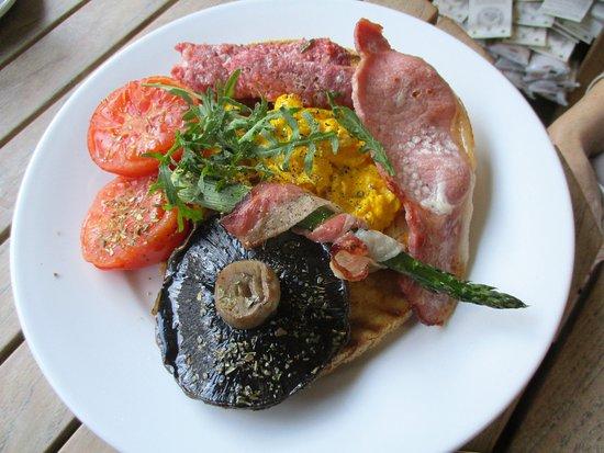 Bexley, UK: Another Melucci breakfast