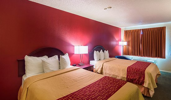Red Roof Inn Childress : ADA Accessible Double