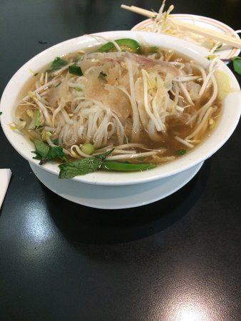 Maple Ridge, Canada: pho with all the goodies