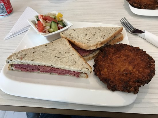 The Deli House Photo0 Jpg The Deli House Salt Beef Sandwich