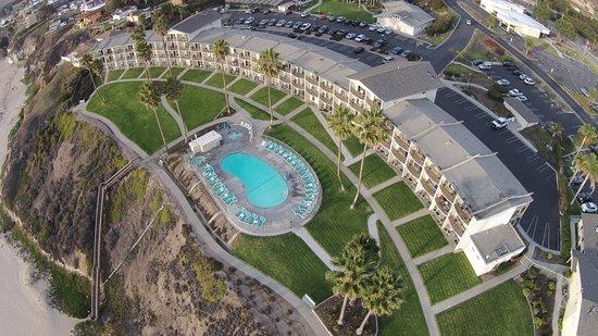 Kon Tiki Inn Drone Picture