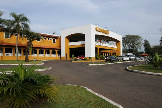 Carima Hotel & Convention: Fachada