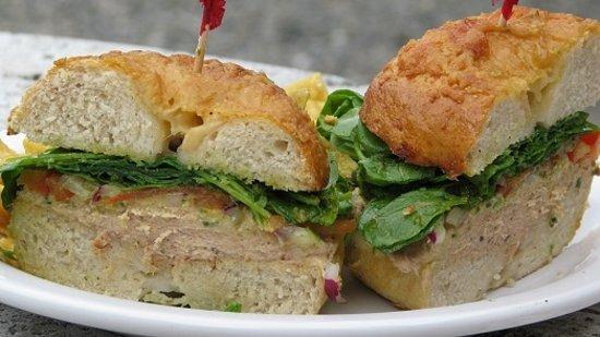 Lilliwaup, WA: Sandwich