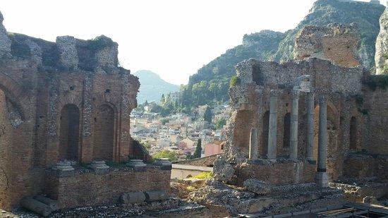 Zafferana Etnea, Włochy: Taormina
