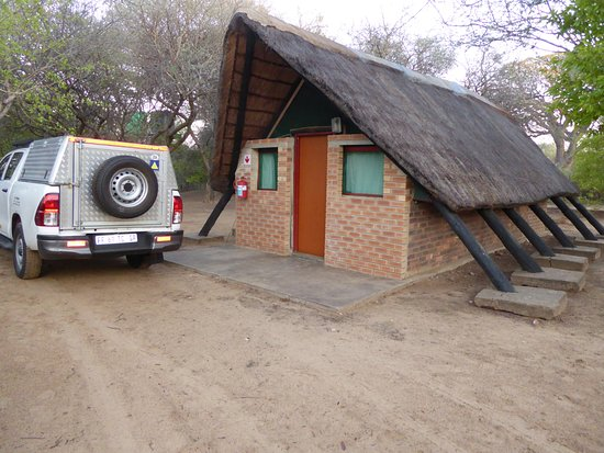 Serowe, Botswana: chalet per due