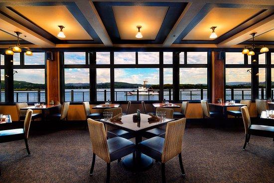 Plank House Restaurant view