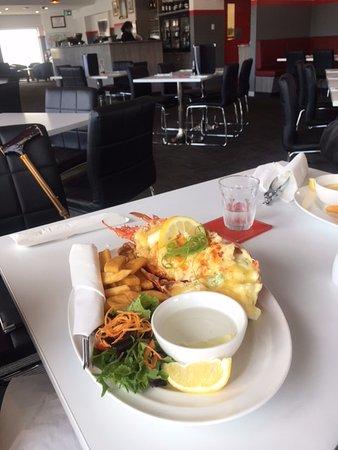 สแตนลีย์, ออสเตรเลีย: Lobster Mornay at Stanley
