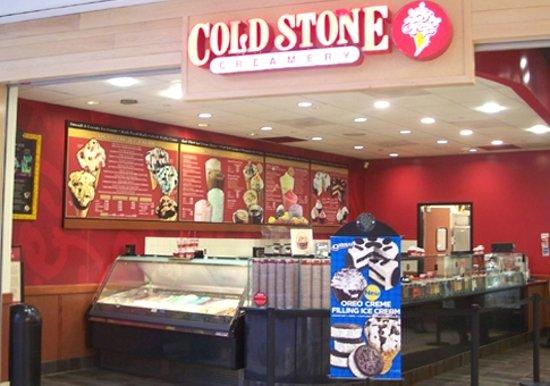 Silverdale, واشنطن: Cold Stone Creamery