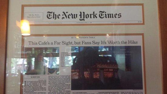 Boulder, UT: NYT review