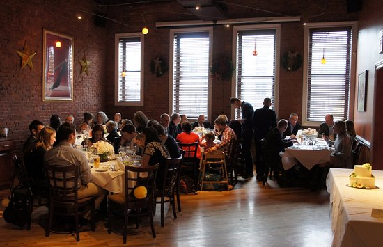 Yonkers, NY: Wedding Lunch for 37 persons - Nov. 27 2016.